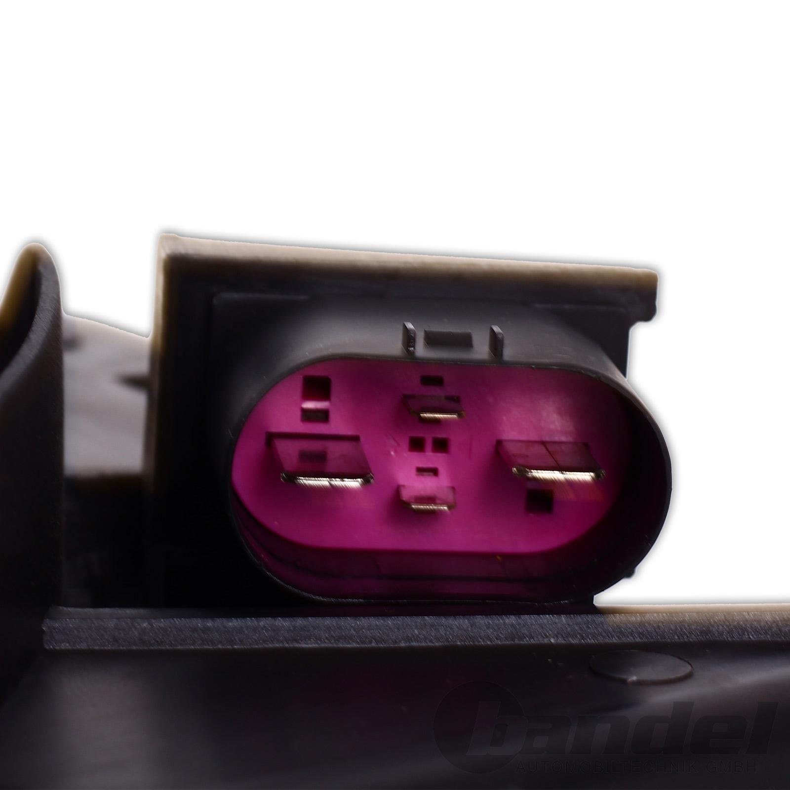 k hlerl fter elektro doppel k hler vw passat 3c golf 5 6. Black Bedroom Furniture Sets. Home Design Ideas