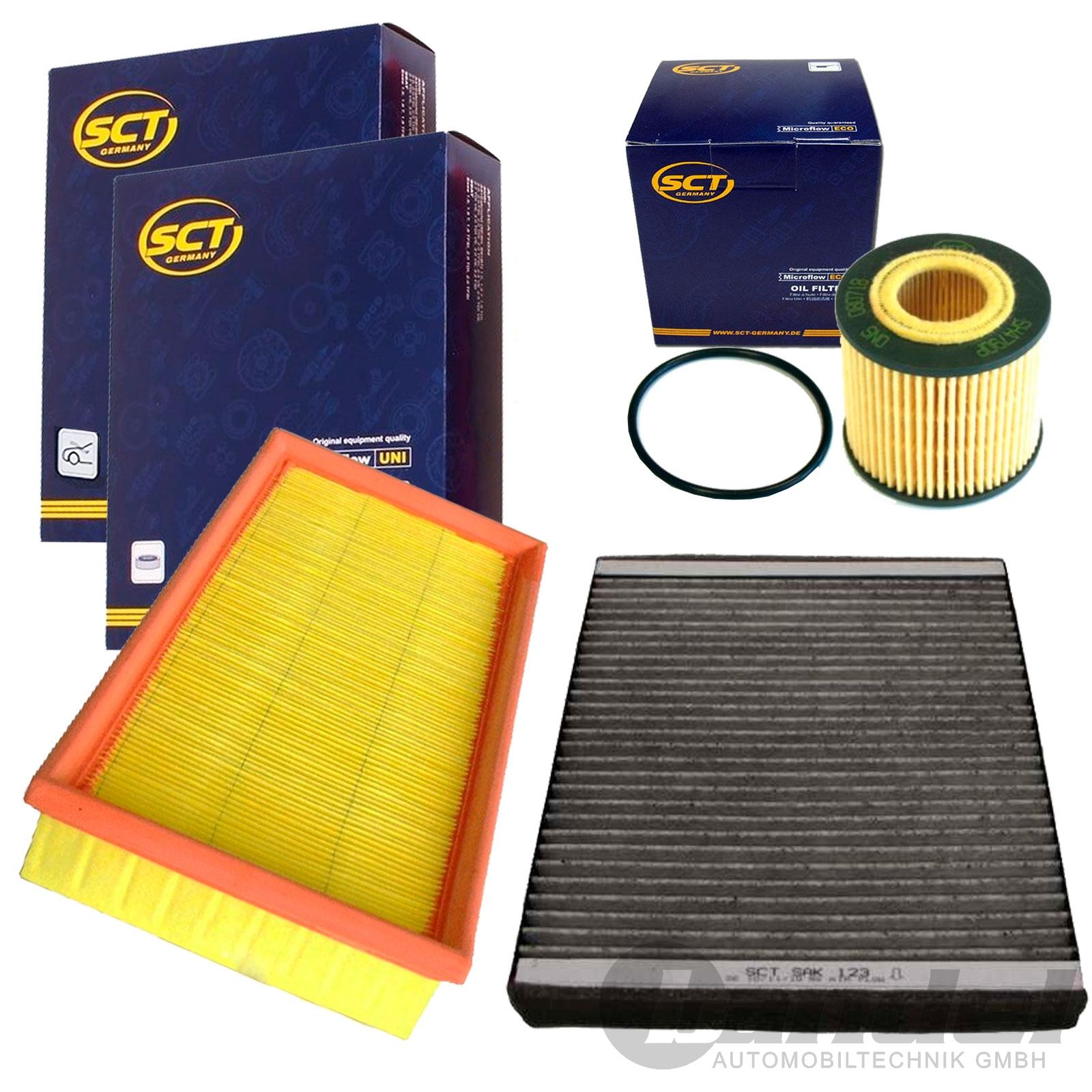 inspektion satz pollenfilter luftfilter lfilter vw polo 9n skoda fabia 6y ebay. Black Bedroom Furniture Sets. Home Design Ideas