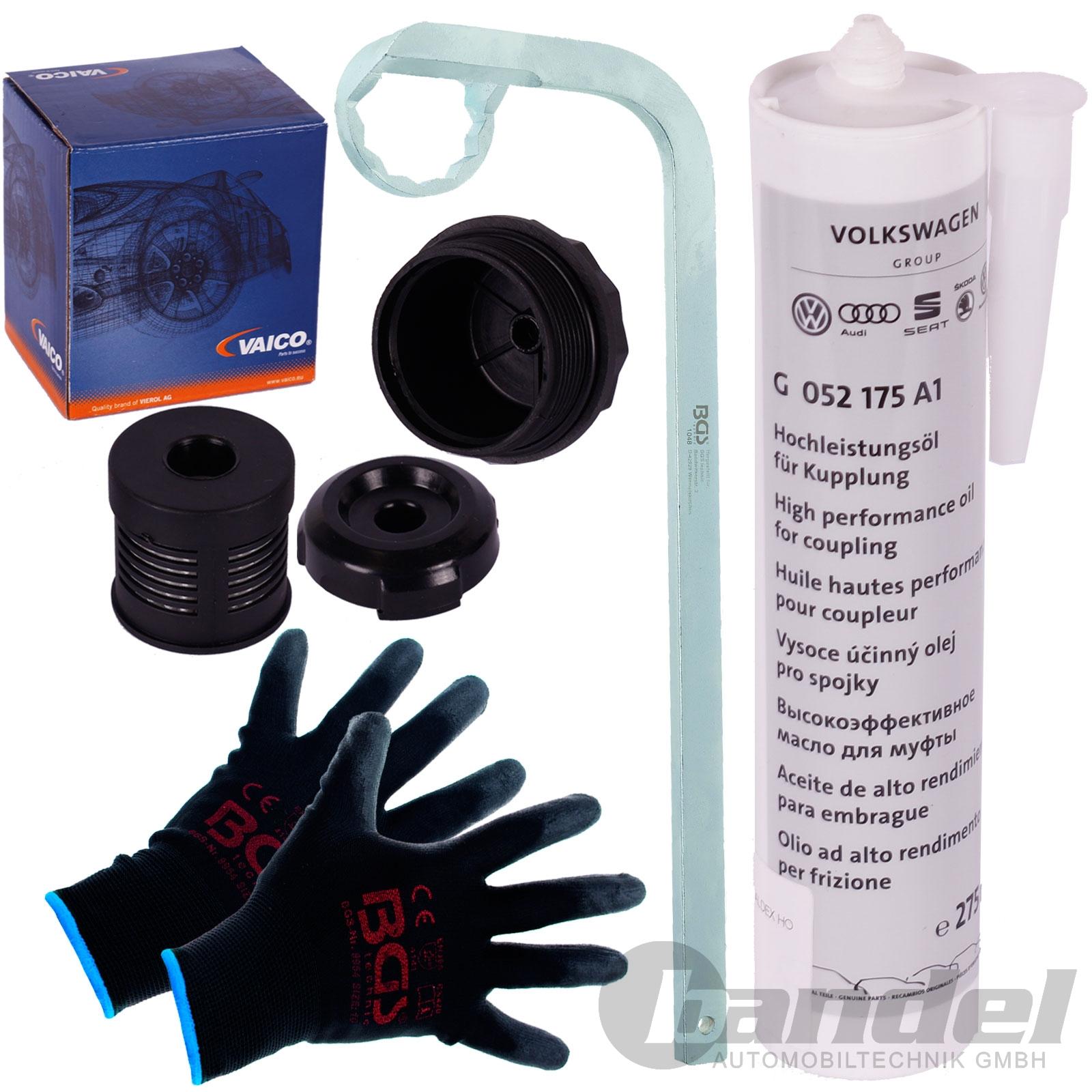 vaico hydraulik haldex getriebe filter oe l vw golf 4. Black Bedroom Furniture Sets. Home Design Ideas