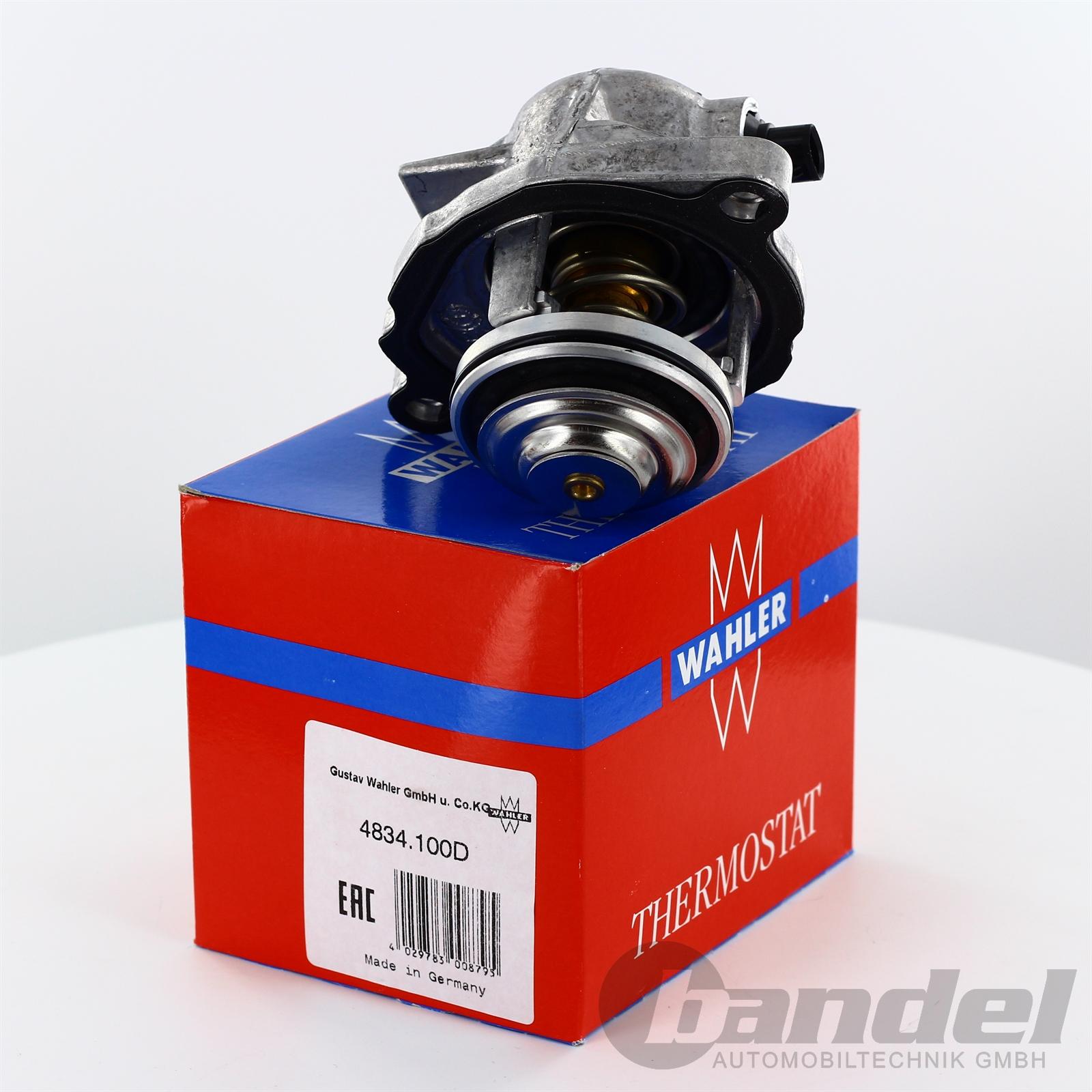 hlmittel thermostat original wahler mercedes