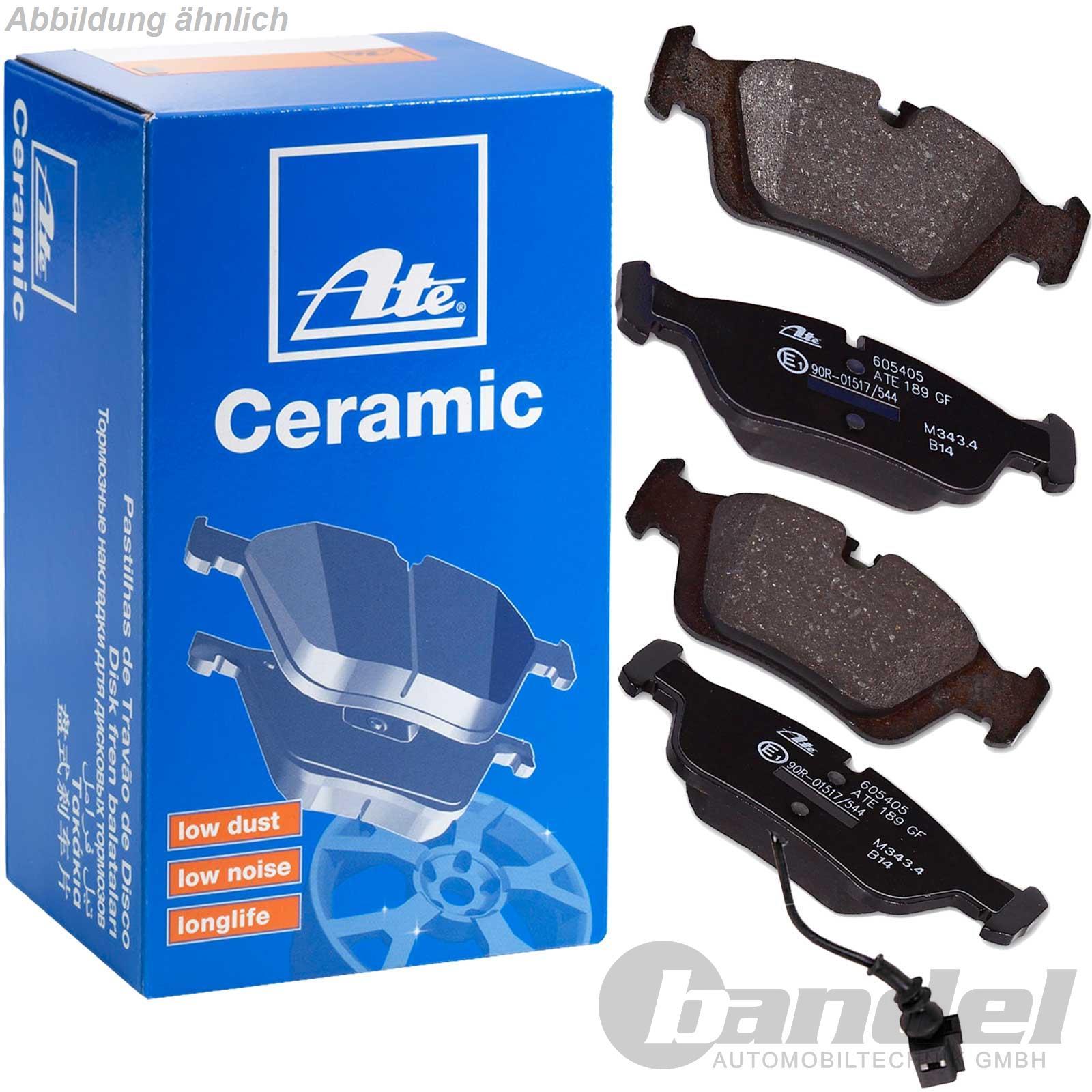 ate ceramic bremsbel ge vorne audi a4 b8 a5 8t cabrio. Black Bedroom Furniture Sets. Home Design Ideas