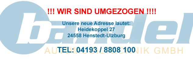 Nat�rlich k�nnen Sie g�nstige Autoersatzteile wie Bremsscheiben, Katalysatoren und Sto�d�mpfer auch direkt in unserem Gesch�ft in Henstedt Ulzburg, Heidekoppel 27 kaufen