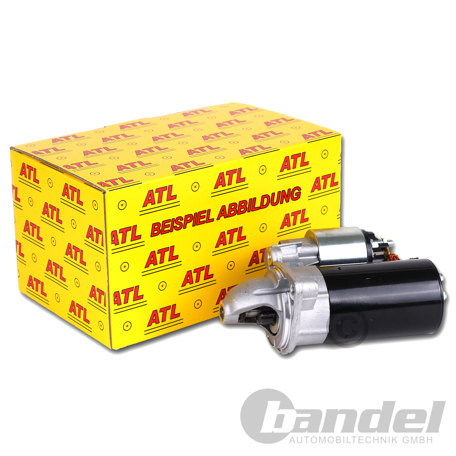 ATL ANLASSER STARTER 0,9 kW DAEWOO Lacetti Lanos FIAT Stilo OPEL Astra F G H
