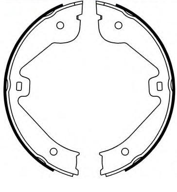 2 bremsscheiben bel ge handbremse hinten audi q7 vw. Black Bedroom Furniture Sets. Home Design Ideas