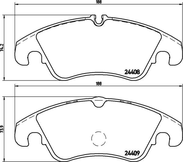 textar bremsscheiben 320mm bel ge vorderachse audi a4. Black Bedroom Furniture Sets. Home Design Ideas