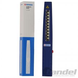 BERNER Pocket Slim Plus SMD LED LAMPE WERKSTATTLAMPE INSPEKTIONSLAMPE Li-Io Akku