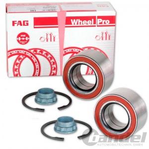 2x FAG Radlagersatz FAG Wheel Pro Hinterachse, BMW E36 E46 Z4