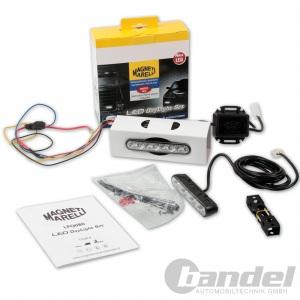 MAGNETI MARELLI TAGFAHRLICHT LED-DayLine DayLight LED-Driving TFL DLR 12V/24V