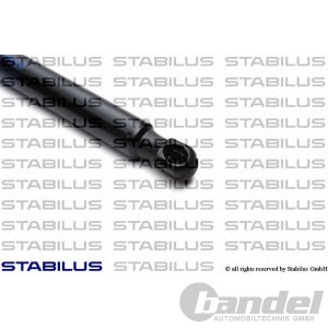 STABILUS 033509 LIFT-O-MAT GASFEDER HECKKLAPPE Mercedes-Benz S204 Pic:4