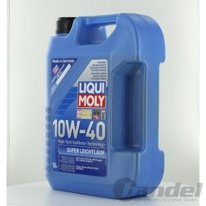 [5,98€/L] 5 Liter Liqui Moly Super Leichtlauföl Motoröl 10W-40 VW MERCEDES FIAT