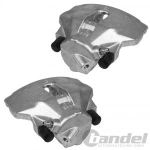 2x BREMSSATTEL VORDERACHSE LI+RE Audi A4 (B5,B6,B7) A6 (C5,C6) VW 3B Passat EXEO