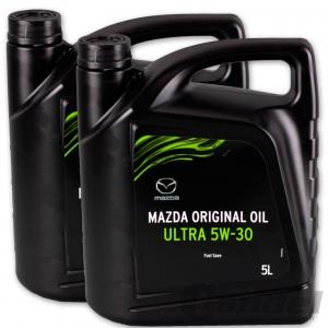 [5,99€/L] 2x 5 Liter MAZDA Original Ultra 5W-30 Motoröl 5w-30 ( DEXELIA )