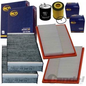 INSPEKTIONS SATZ PAKET SET MERCEDES 280 320 CDI GL X164 W164 R KLASSE W251