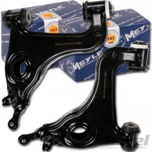 2 X MEYLE HD QUERLENKER VORNE LINKS + RECHTS UNTEN MERCEDES-BENZ W210 S210