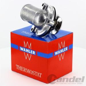KÜHLMITTEL THERMOSTAT original WAHLER 4276.87D Mercedes W 202 208 210 ohne Klima