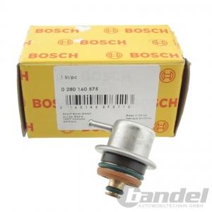 BOSCH Kraftstoffdruckregler für AUDI A4 A6 SKODA VW Golf Passat T5 0280160575