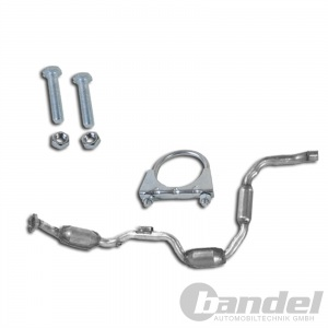 KATALYSATOR KAT LINKS MERCEDES W163 ML320 ML350 1998-2005