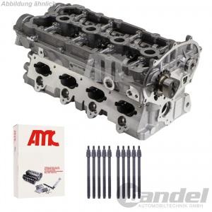 AMC ZYLINDERKOPF vormontiert+ SCHRAUBEN 2.0 TFSI VW GOLF VI R GTI AUDI S3 TTS