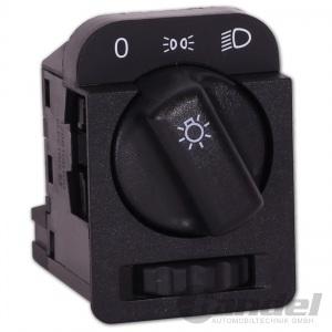 Lichtschalter Fahrlicht Hauptlicht Standlicht Opel Abblendlicht Licht Einheit