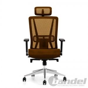 b rostuhl weiss schreibtischstuhl drehstuhl drehsessel stuhl sessel. Black Bedroom Furniture Sets. Home Design Ideas