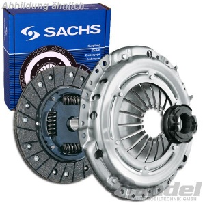 SACHS KUPPLUNGSSATZ KIT PLUS CSC 3000 990 134