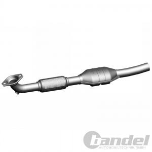 KATALYSATOR KAT IVECO DAILY II 2.8 Diesel 78kW + 92kW