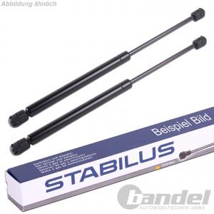 2x STABILUS 020594 INTER-STOP GASFEDER HECKKLAPPE  AUDI A4 B6 AVANT