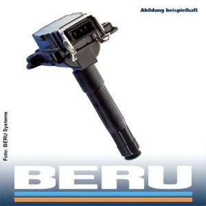 1x BERU ZÜNDSPULE BMW 3 (E36 E46)  5 (E39)  7 (E38) 8 (E31) X5 (E53) Z3 (E36)