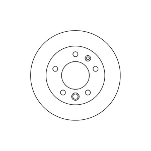 BREMSSCHEIBEN 276mm belüftet + BREMSBELÄGE VORNE MERCEDES SPRINTER VW LT 28-46 Pic:1