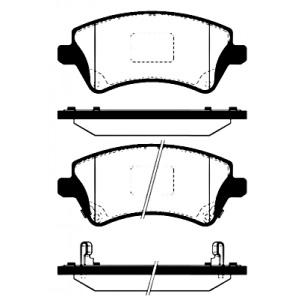BREMSSCHEIBEN Ø275mm + BREMSBELÄGE VORNE TOYOTA COROLLA (E12) 1.4 2.0 D 1.8 Pic:2