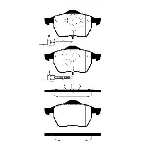 2 BREMSSCHEIBEN 288mm + BELÄGE VORNE  VW PASSAT 3BG 1.6 1.8T 2.0 1.9TDI 2.0TDI Pic:2