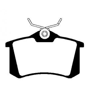 BREMSSCHEIBEN + BREMSBELÄGE HINTEN FORD GALAXY SEAT ALHAMBRA VW SHARAN bis 2000 Pic:2