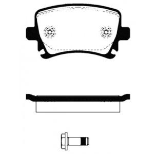 bremsscheiben bel ge hinten vw golf 5 eos sciroc. Black Bedroom Furniture Sets. Home Design Ideas