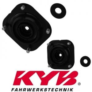 2 KAYABA FEDERBEINLAGER DOMLAGER VORNE RECHTS+LINKS MAZDA 323 + MX-3