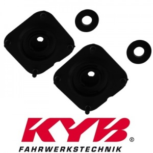 2 KAYABA FEDERBEINLAGER DOMLAGER VORNE FORD PROBE II + MAZDA 626 HATCHBACK MX-6