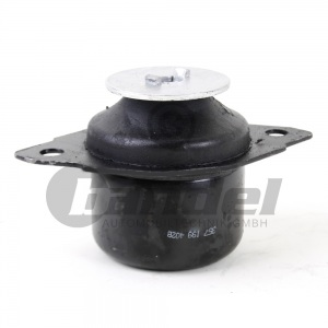 MOTORLAGER HYDROLAGER HINTEN LINKS VW GOLF 3 PASSAT VENTO CADDY 2