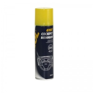 "[1,36€/100ml] 1x COCKPIT REINIGER MANNOL SPRAY ""NEW-CAR"" 220ml SPRAY-DOSE"