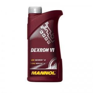 [5,90€/L] 1 Liter MANNOL ATF 6000 Super Fluid für Dexron VI / 6 / Automatik Öl