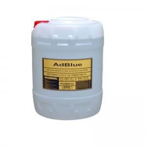 [0,95€/L] AdBlue 20 Liter SCR Harnstofflösung AUS 32 ISO 22241 Mercedes VW AUDI
