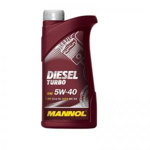 [4,90€/L] 1 LITER MANNOL MOTORÖL ÖL 5W-40 DIESEL TURBO VW 502.00 / 505.00