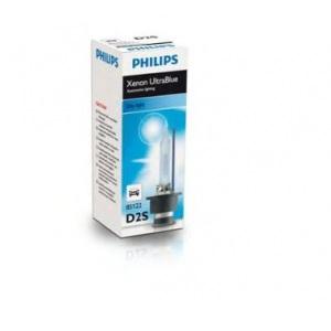 1 x PHILIPS D2s Xenon HID UltraBlue 6000K ULTRA BLUE BRENNER PORSCHE Pic:3