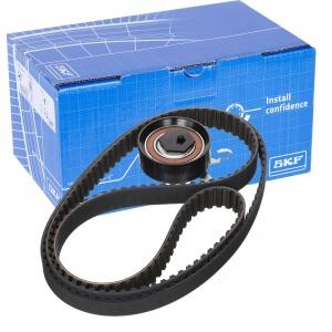 SKF ZAHNRIEMEN-SATZ inkl. SPANNROLLE VW TRANSPORTER T4  2.4 Diesel + Syncro