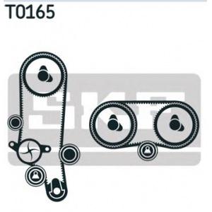 SKF ZAHNRIEMEN-SATZ VKMA 01120 für VW SEAT VAG 1.4 1.6 Pic:2
