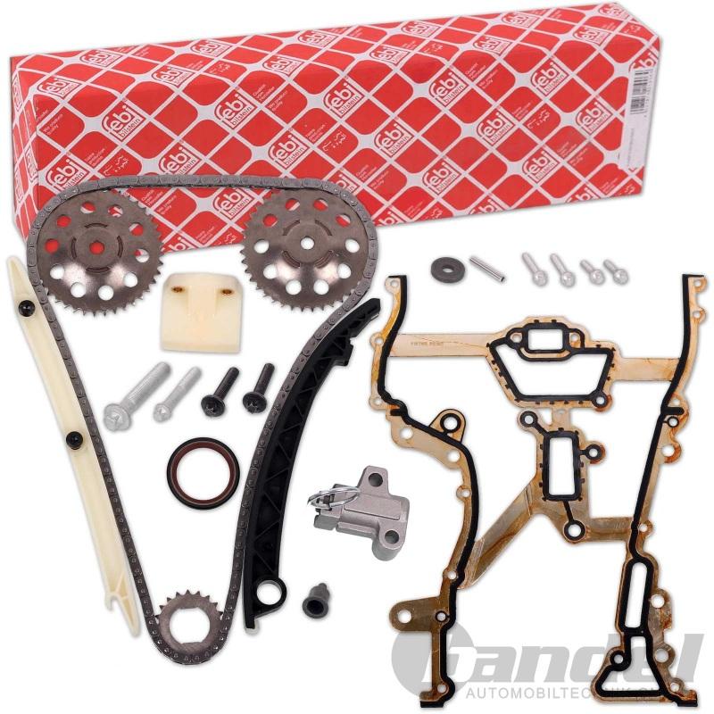 febi steuerkettensatz opel agila astra g h corsa b c d. Black Bedroom Furniture Sets. Home Design Ideas