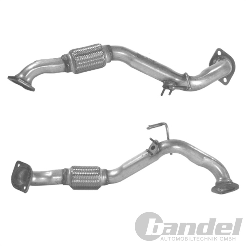 FLEXROHR TOYOTA MR2 2.0 16V BJ:04.90 - 01.00 115-129kW