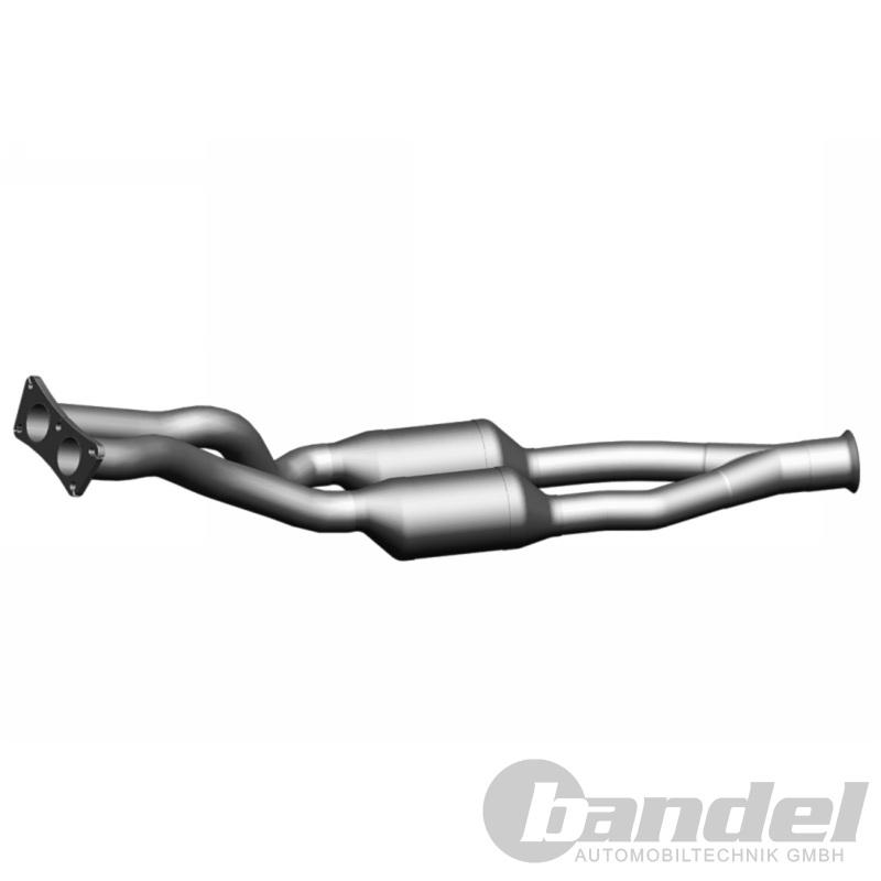 KATALYSATOR KAT PEUGEOT 406 3.0 V6 190/207PS 1999-2004