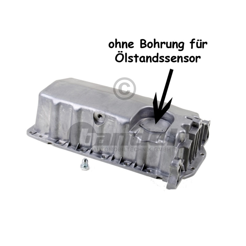 ÖLWANNE ALU VW GOLF 4 BORA CADDY POLO 9N SHARAN 1,6 1,9 SDi TDi 2,0