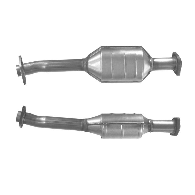 KATALYSATOR KAT OPEL ASTRA F 1.8/2.0 i MOTORCODE C20NE C18NZ