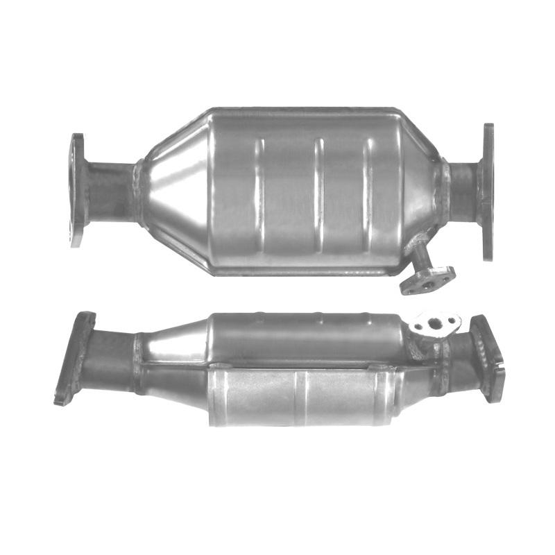 KATALYSATOR MAZDA MX-5 [NA] 1.6 66kw + 1.8 96kw einbaufertig mit E-Prüfzeichen