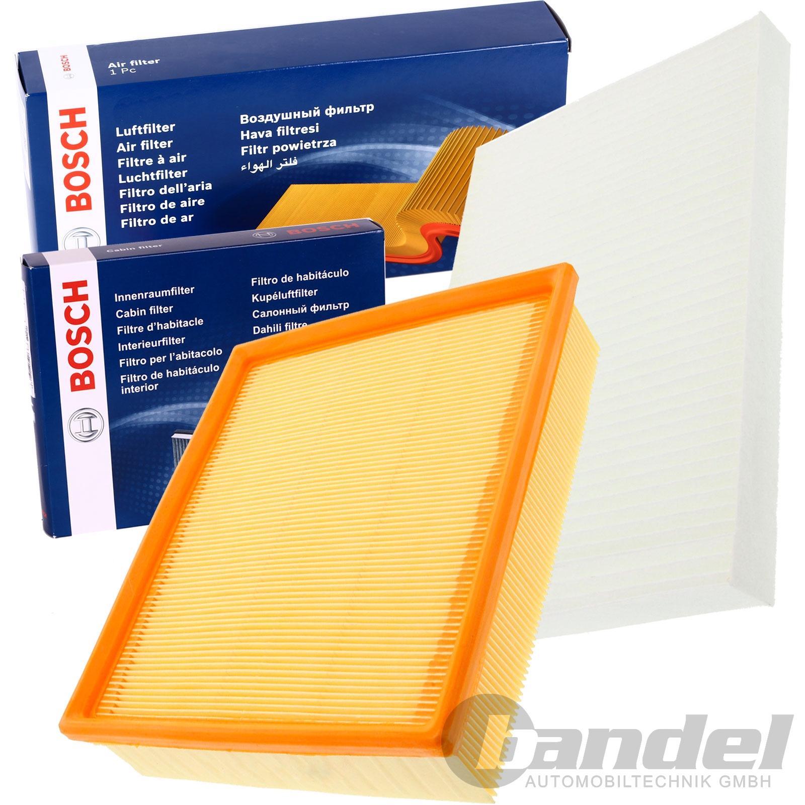 Inspektionskit Filter Satz Paket L AUDI A6 4B  1,8 T 150 180PS